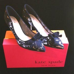 Kate spade NIB. Lace and shade. Ws222